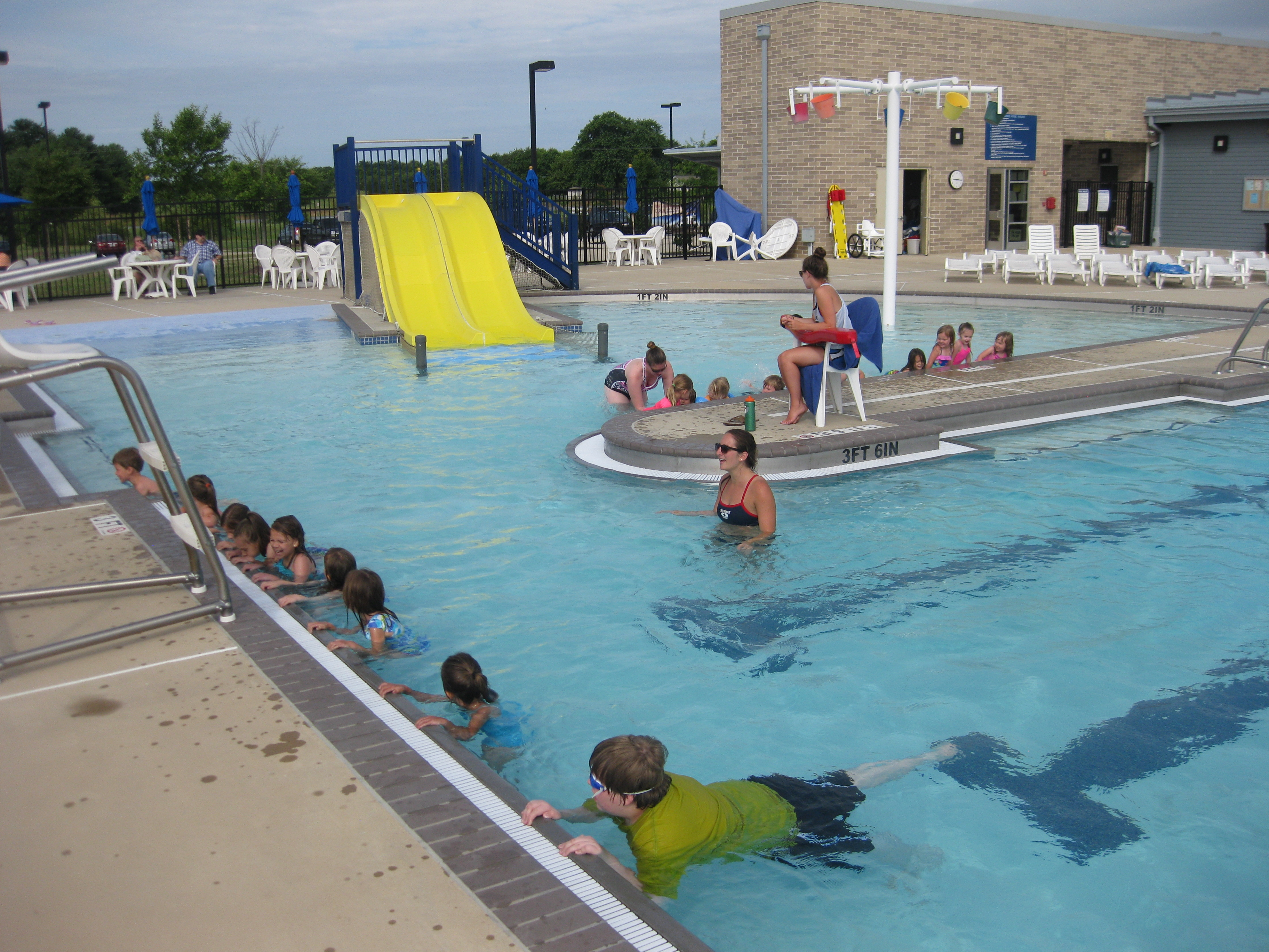 Kcpr community center pool - Campsites in kent with swimming pool ...